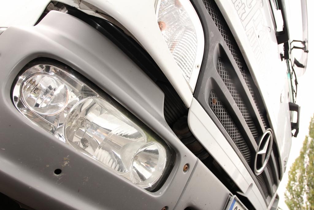 Mercedes Benz Atego 813