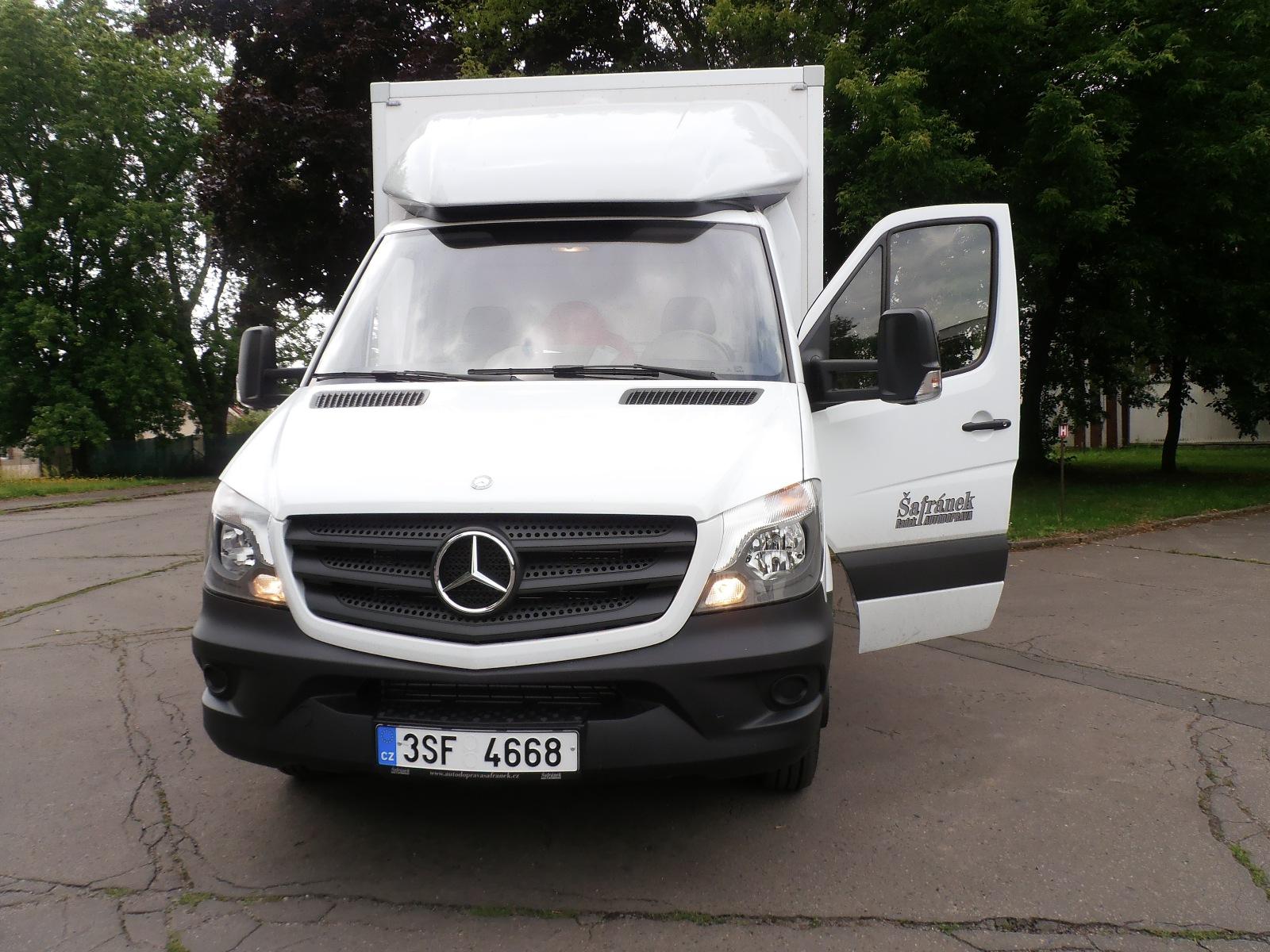 Mercedes Benz Sprinter 510 CDI 5t 2014